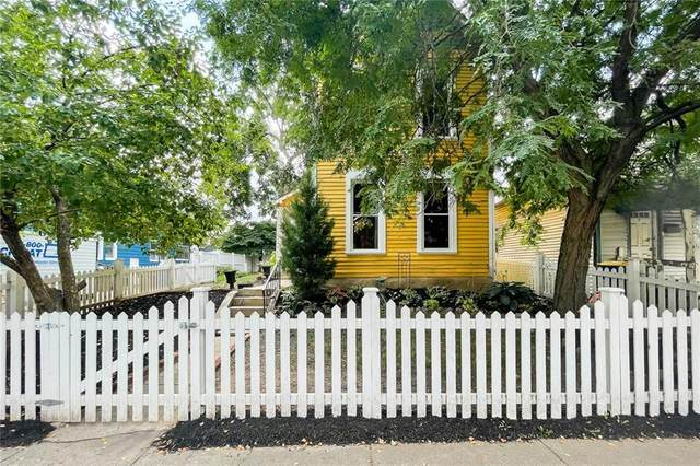 925 Prospect Street, Indianapolis, IN 46203 (MLS #21806187) :: Mike Price Realty Team - RE/MAX Centerstone
