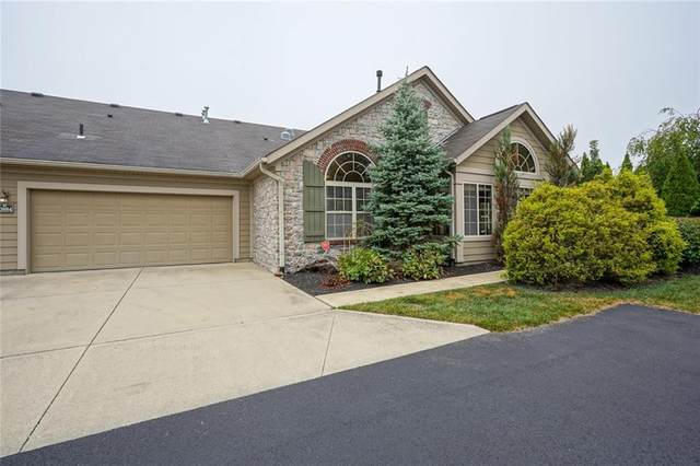 13884 Rue Royale Lane #68, Mccordsville, IN 46055 (MLS #21806198) :: Mike Price Realty Team - RE/MAX Centerstone