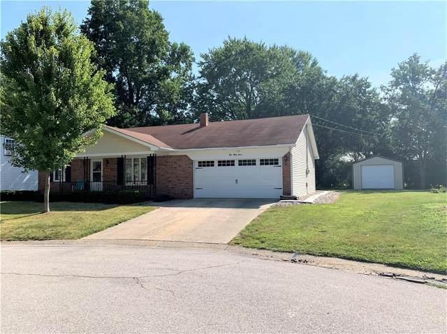437 Greenacres Drive, Crawfordsville, IN 47933 (MLS #21806200) :: Pennington Realty Team