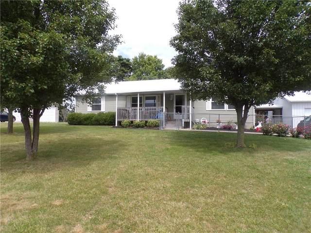 3978 Abbey Way, North Vernon, IN 47265 (MLS #21806240) :: JM Realty Associates, Inc.