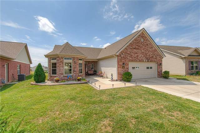 10683 Crane Drive, Indianapolis, IN 46231 (MLS #21806254) :: Mike Price Realty Team - RE/MAX Centerstone