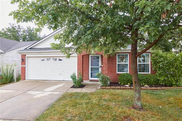 9219 Crossing Drive, Fishers, IN 46037 (MLS #21806261) :: The Evelo Team