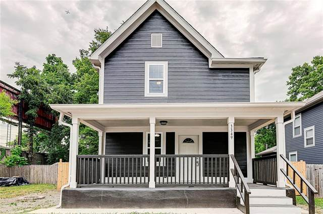 3349 N Capitol Avenue, Indianapolis, IN 46208 (MLS #21806281) :: Mike Price Realty Team - RE/MAX Centerstone