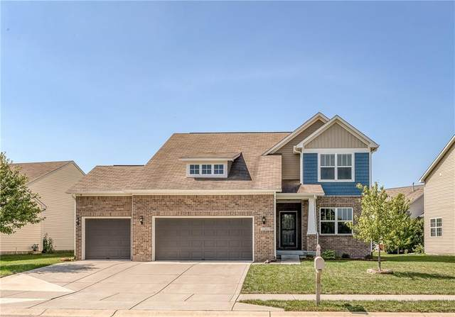 11265 Harborvale Chase, Fishers, IN 46038 (MLS #21806295) :: Mike Price Realty Team - RE/MAX Centerstone