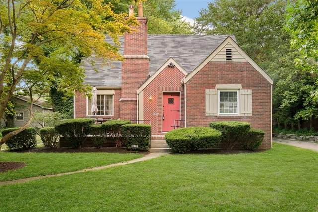 6312 Central Avenue, Indianapolis, IN 46220 (MLS #21806312) :: Richwine Elite Group