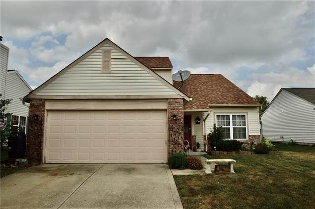 5726 Tansy Court, Indianapolis, IN 46203 (MLS #21806345) :: Mike Price Realty Team - RE/MAX Centerstone