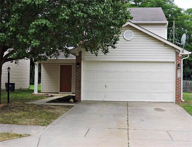 4212 Village Bend Lane, Indianapolis, IN 46254 (MLS #21806354) :: The Indy Property Source