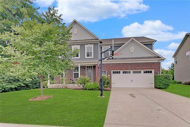 4684 Oakton Way, Greenwood, IN 46143 (MLS #21806361) :: Mike Price Realty Team - RE/MAX Centerstone