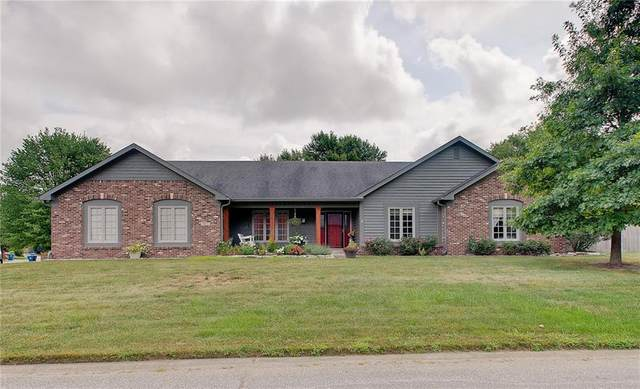 8405 Hill Gail Drive, Indianapolis, IN 46217 (MLS #21806363) :: Mike Price Realty Team - RE/MAX Centerstone