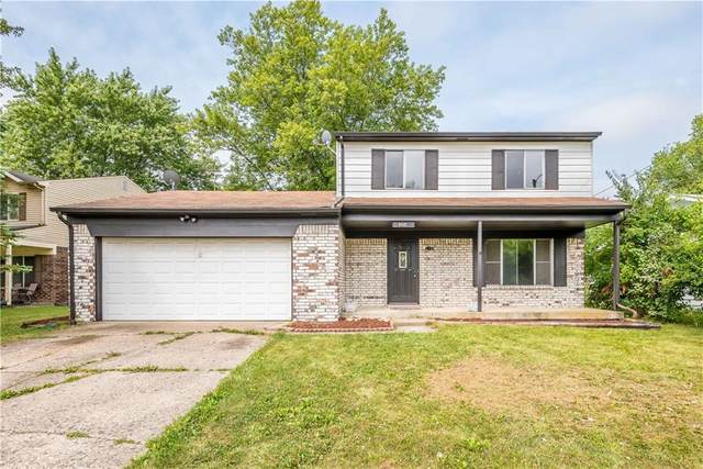 3014 Osceola Lane, Indianapolis, IN 46235 (MLS #21806391) :: Mike Price Realty Team - RE/MAX Centerstone