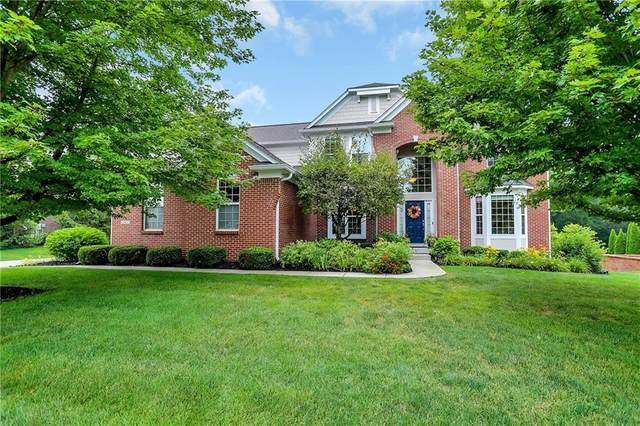 11812 Auburn Creek Crossing, Zionsville, IN 46077 (MLS #21806402) :: Mike Price Realty Team - RE/MAX Centerstone