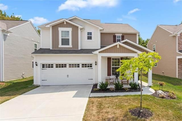6763 Shooting Star Drive, Whitestown, IN 46075 (MLS #21806447) :: Heard Real Estate Team | eXp Realty, LLC