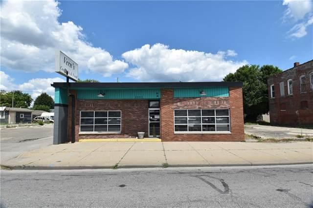 2322 E Washington Street, Indianapolis, IN 46201 (MLS #21806473) :: The Evelo Team