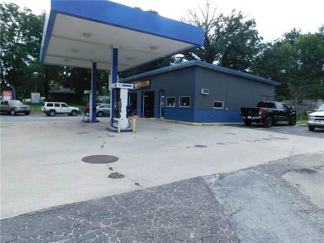6353 W Us Highway 40 Highway, Stilesville, IN 46180 (MLS #21806476) :: The Evelo Team