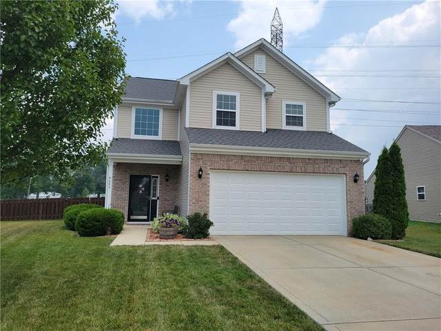 4605 Plowman Drive, Indianapolis, IN 46237 (MLS #21806492) :: Mike Price Realty Team - RE/MAX Centerstone