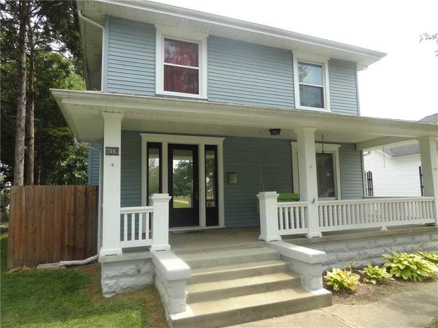 614 N Park Street, Seymour, IN 47274 (MLS #21806497) :: Mike Price Realty Team - RE/MAX Centerstone