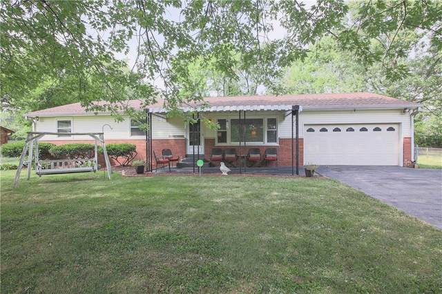1322 S Biltmore Avenue, Indianapolis, IN 46241 (MLS #21806507) :: Mike Price Realty Team - RE/MAX Centerstone