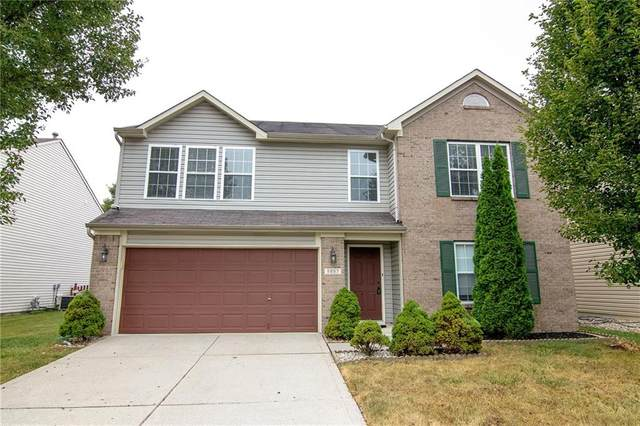 6657 Southern Ridge Drive, Indianapolis, IN 46237 (MLS #21806562) :: The Indy Property Source