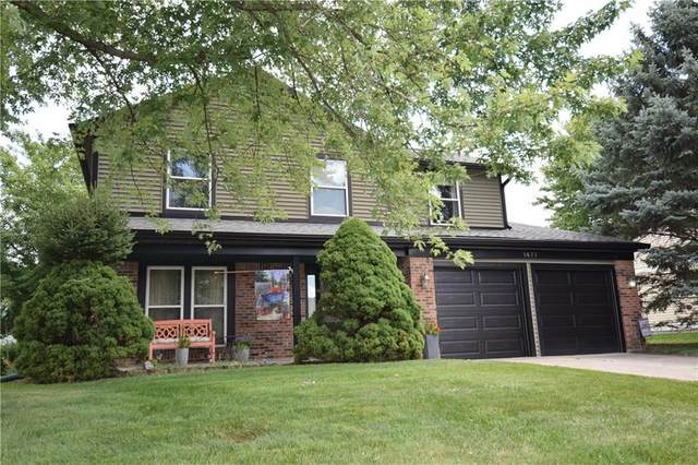 5671 Colonist Circle, Indianapolis, IN 46254 (MLS #21806563) :: JM Realty Associates, Inc.