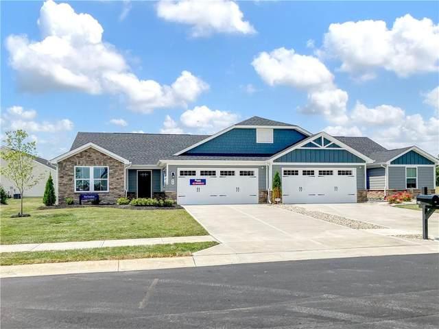 98 Gnarled Oak Lane, Whiteland, IN 46184 (MLS #21806566) :: The Indy Property Source