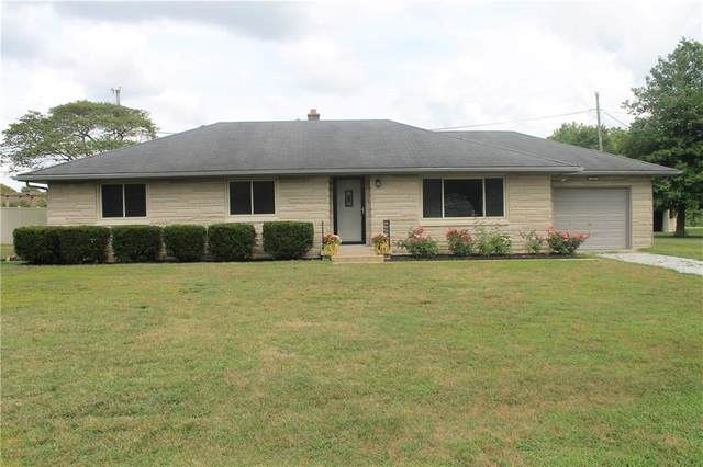 213 Sycamore Drive, Seymour, IN 47274 (MLS #21806583) :: Mike Price Realty Team - RE/MAX Centerstone