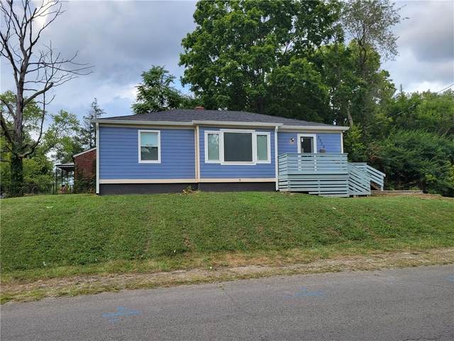 3002 E 36 Street, Indianapolis, IN 46218 (MLS #21806591) :: The Evelo Team