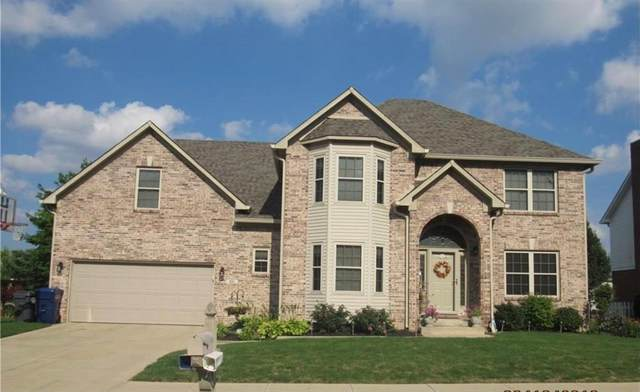 401 N Greenbriar Drive, Greenwood, IN 46142 (MLS #21806618) :: Mike Price Realty Team - RE/MAX Centerstone