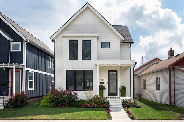 1325 E 11th Street, Indianapolis, IN 46202 (MLS #21806624) :: Mike Price Realty Team - RE/MAX Centerstone