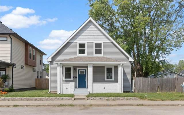 1042 S Saint Peter Street, Indianapolis, IN 46203 (MLS #21806639) :: Mike Price Realty Team - RE/MAX Centerstone