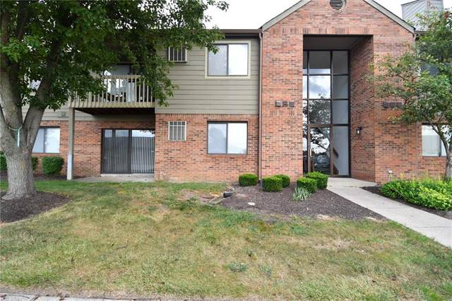 4371 Village Parkway Circle W #1, Indianapolis, IN 46254 (MLS #21806644) :: The Evelo Team