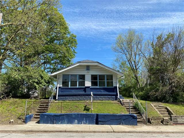 834 W 26th Street, Indianapolis, IN 46208 (MLS #21806664) :: Pennington Realty Team