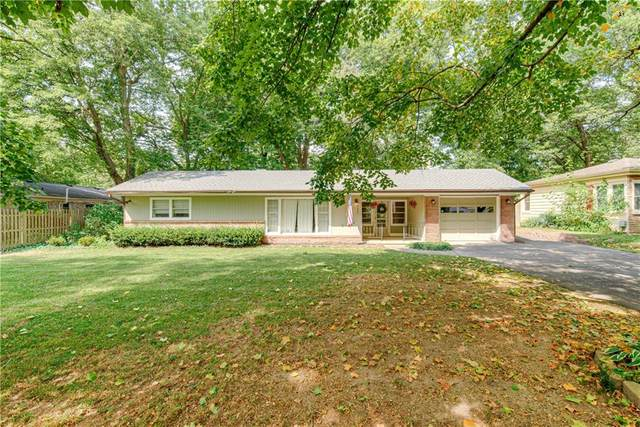 5602 Kingsley Drive, Indianapolis, IN 46220 (MLS #21806668) :: Mike Price Realty Team - RE/MAX Centerstone