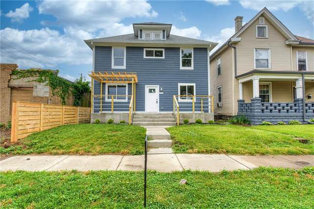 3357 N Kenwood Avenue, Indianapolis, IN 46208 (MLS #21806670) :: Mike Price Realty Team - RE/MAX Centerstone