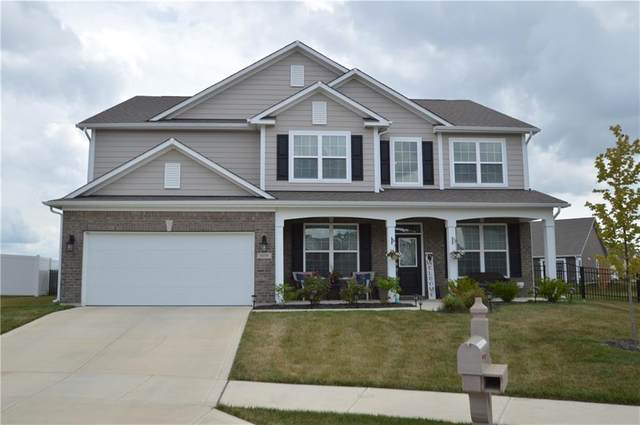 9119 Gordimer Circle, Indianapolis, IN 46239 (MLS #21806686) :: The Indy Property Source