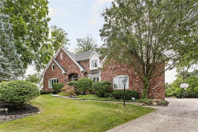 11971 Promontory Court, Indianapolis, IN 46236 (MLS #21806689) :: The Evelo Team