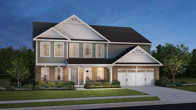 1718 Pelham Drive, Greenwood, IN 46143 (MLS #21806694) :: Pennington Realty Team