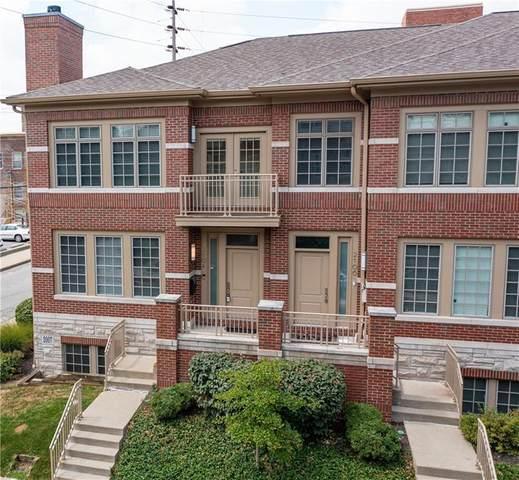 2104 N Pennsylvania Street #501, Indianapolis, IN 46202 (MLS #21806711) :: Heard Real Estate Team | eXp Realty, LLC