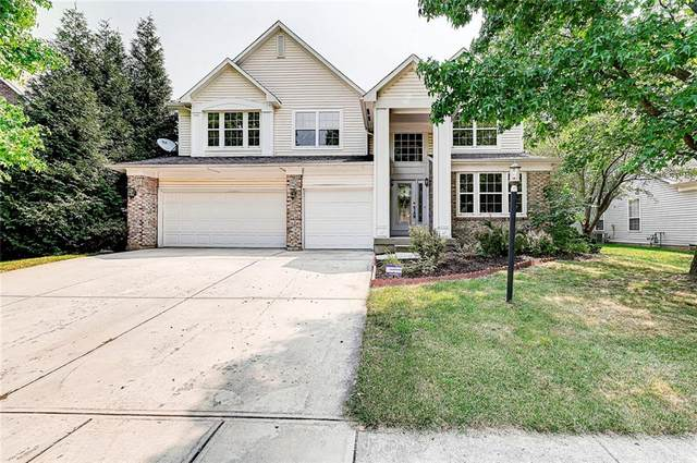 13189 Penneagle Drive, Carmel, IN 46033 (MLS #21806733) :: The Indy Property Source