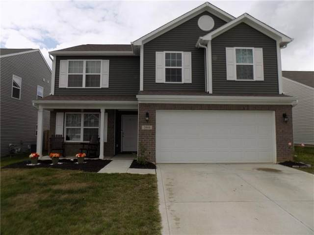 2910 W Broderie Lane, Monrovia, IN 46157 (MLS #21806735) :: Mike Price Realty Team - RE/MAX Centerstone