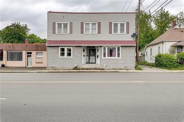 810 E 8th Street, Anderson, IN 46012 (MLS #21806755) :: Pennington Realty Team