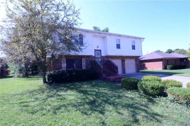 3307 Babette Court, Indianapolis, IN 46227 (MLS #21806777) :: Pennington Realty Team