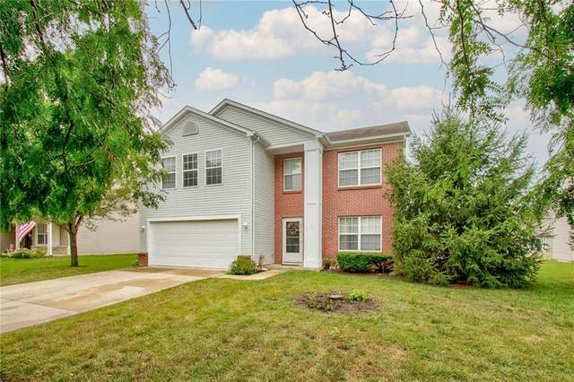 11861 Igneous Dr, Fishers, IN 46038 (MLS #21806784) :: The Evelo Team