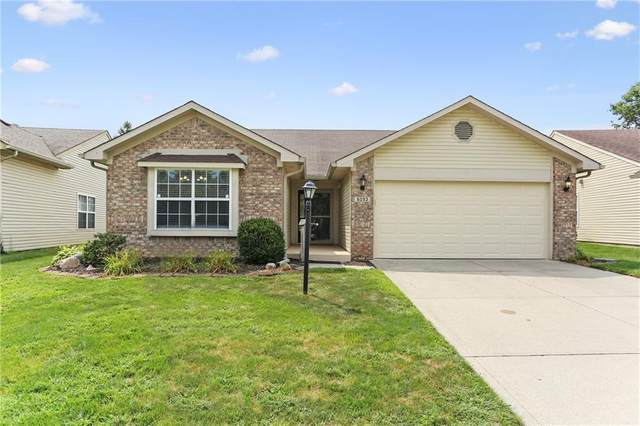 6093 White Birch Drive, Fishers, IN 46038 (MLS #21806804) :: The Evelo Team