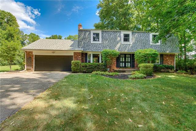 105 Kenwood Circle, Indianapolis, IN 46260 (MLS #21806818) :: Mike Price Realty Team - RE/MAX Centerstone
