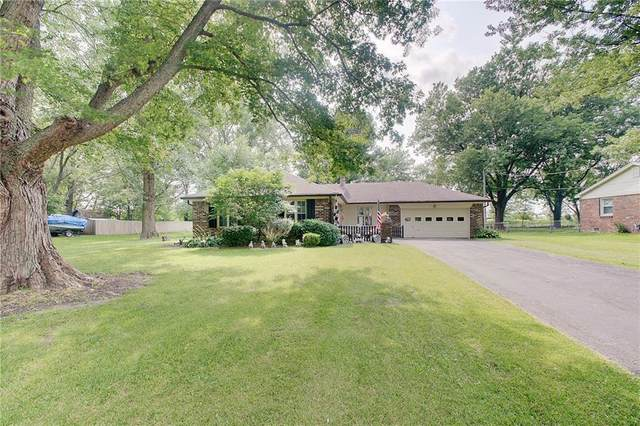 5680 N County Road 901, Brownsburg, IN 46112 (MLS #21806848) :: Mike Price Realty Team - RE/MAX Centerstone