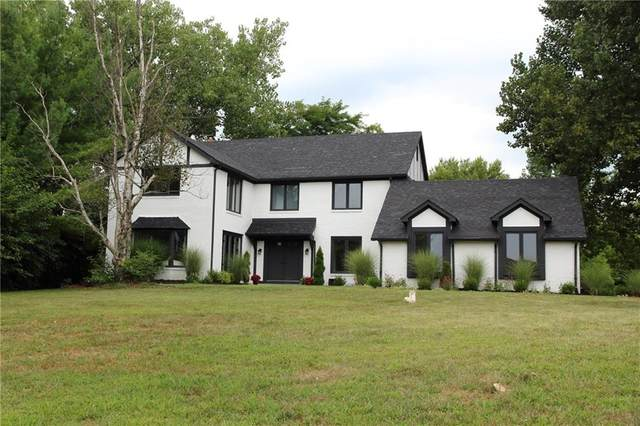3649 Brandywine Circle, Carmel, IN 46032 (MLS #21806883) :: The Indy Property Source