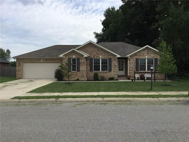 1752 Lilly Dr Drive, Seymour, IN 47274 (MLS #21806900) :: Mike Price Realty Team - RE/MAX Centerstone