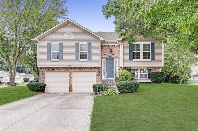 3701 W 43RD Terrace, Indianapolis, IN 46228 (MLS #21806926) :: The Evelo Team