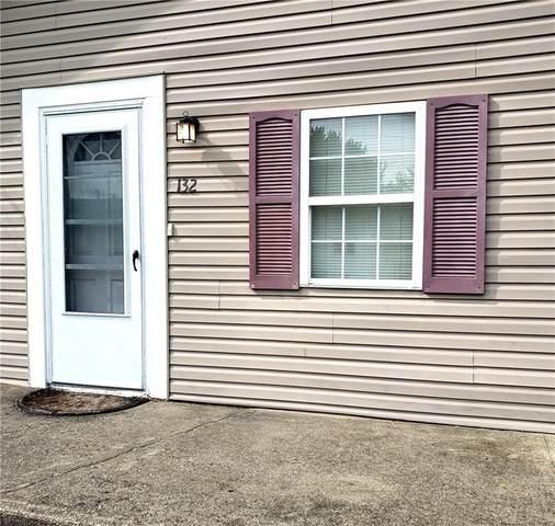 132 W Fifth Street, Greensburg, IN 47240 (MLS #21807931) :: Pennington Realty Team