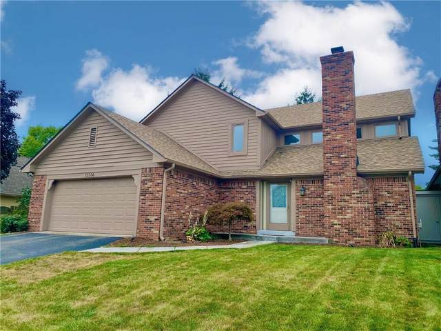 12334 Camberly Lane, Carmel, IN 46033 (MLS #21807933) :: Quorum Realty Group
